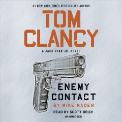 Tom Clancy Enemy contact - Mike Maden