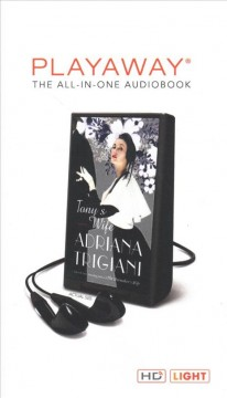 Tony's wife : a novel - Adriana Trigiani