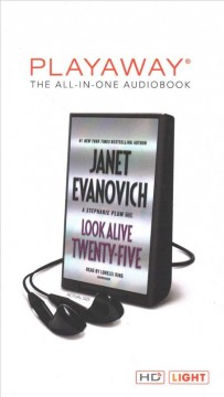 Look alive twenty-five : a Stephanie Plum novel - Janet Evanovich