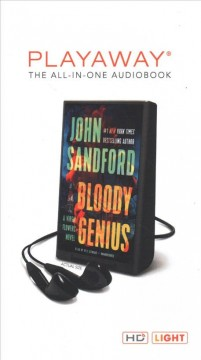 Bloody genius - John Sandford