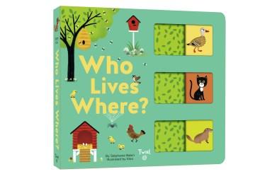 Who lives where? - Stéphanie Babin