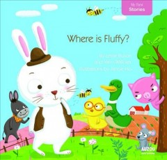 Where is fluffy? - Leslie Bulion