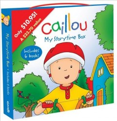 Caillou : the hiding place - Marion Johnson