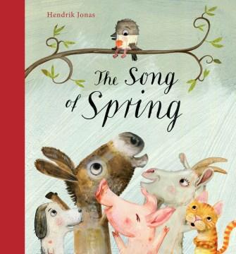 The song of spring - Hendrik Jonas