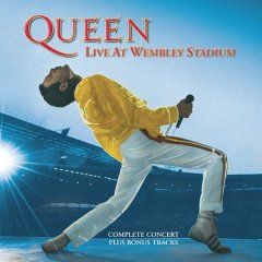 Live at Wembley Stadium -  Queen (Musical group)