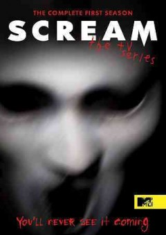 Scream. The complete first season : the TV series [3-disc set]