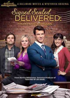 Signed, sealed, delivered : from Paris with love