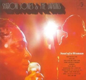 Soul of a woman - Sharon Jones