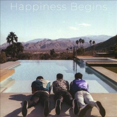Happiness begins - performer.composer Jonas Brothers