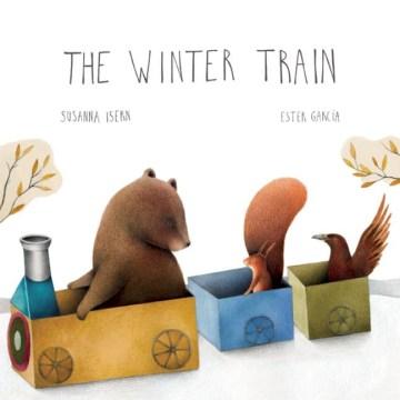 Tren de invierno. English - Susanna Isern