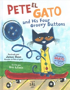 Pete el gato and his four groovy buttons - James Dean