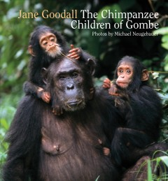 Chimpanzee Children of Gombe - Jane Goodall