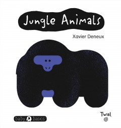 Jungle animals - Xavier Deneux