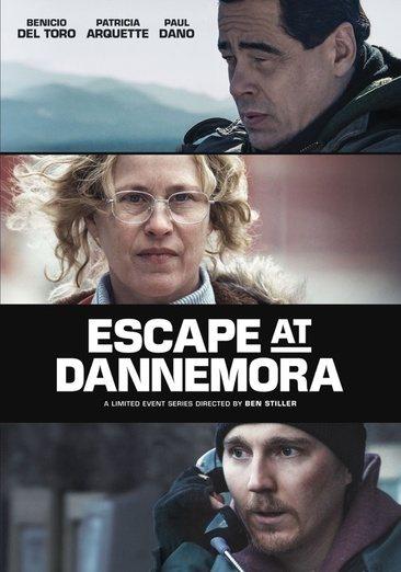 Cover: 'Escape at Dannemora'