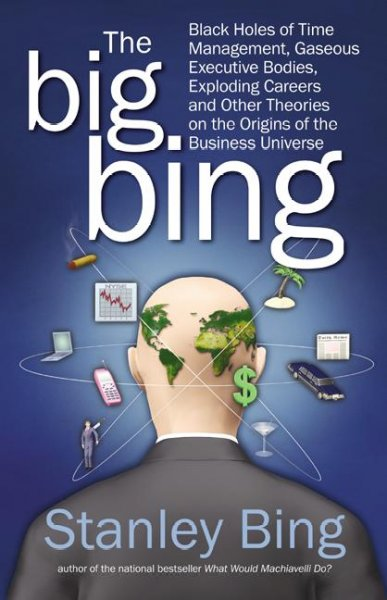 Cover: 'The Big Bing'