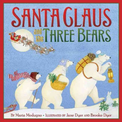 Cover: 'Santa Claus and The Three Bears'