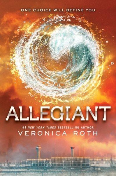 Cover: 'Allegiant'