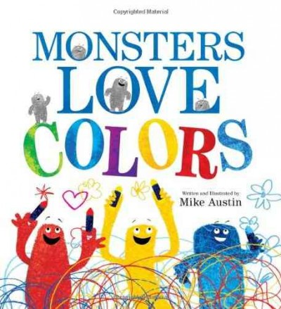 Cover: 'Monsters Love Colors'