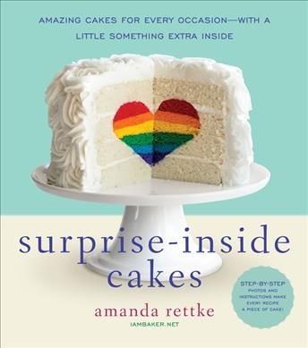 Cover: 'Surprise-Inside Cakes'