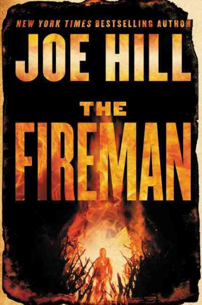 Cover: 'The Fireman'