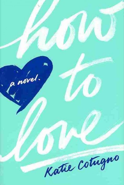 Cover: 'How to Love'