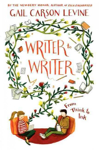 Cover: 'Writer to Writer: From Think to Ink '