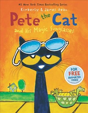 Cover: 'Pete the Cat and his Magic Sunglasses'