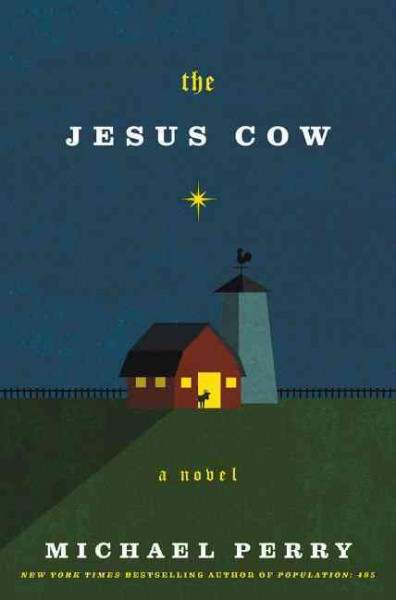 Cover: 'The Jesus Cow'