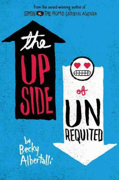 Cover: 'The Upside of Unrequited'