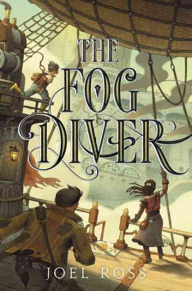 Cover: 'The Fog Diver'