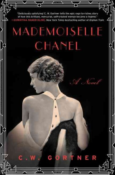 Cover: 'Mademoiselle Chanel'