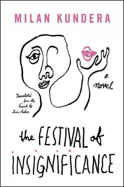 Cover: 'The Festival of Insignificance'