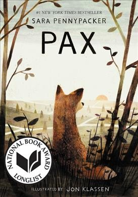 Cover: 'Pax'