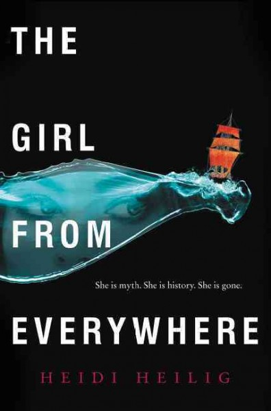 Cover: 'The Girl From Everywhere'