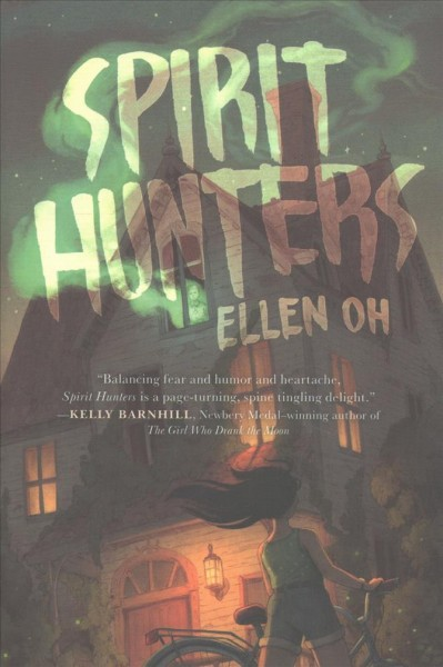 Cover: 'Spirit Hunters'