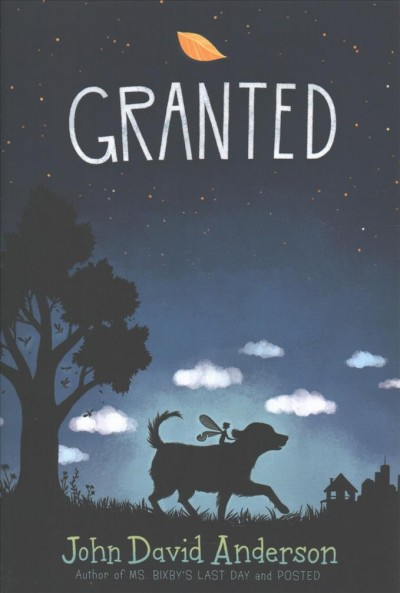 Cover: 'Granted'