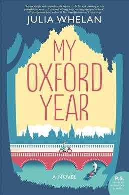 Cover: 'My Oxford Year'