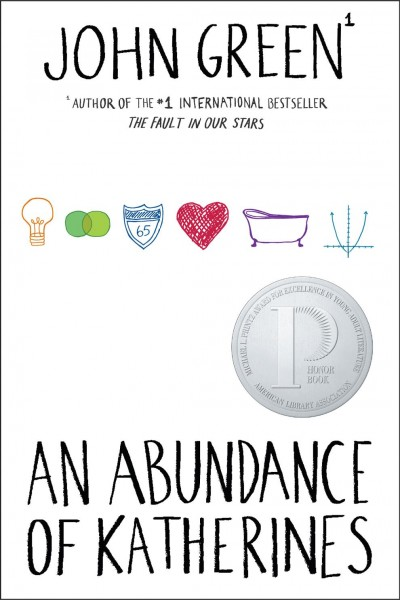 Cover: 'An Abundance of Katherines'