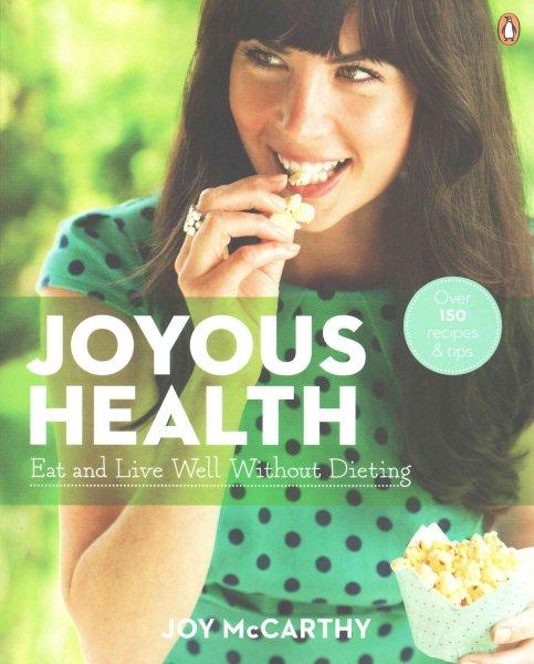 Cover: 'Joyous Health '