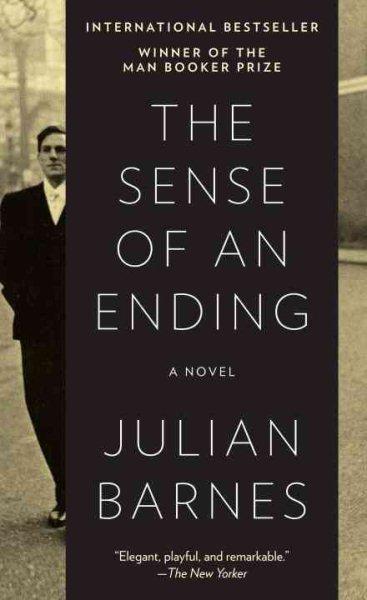 Cover: 'The Sense of an Ending'