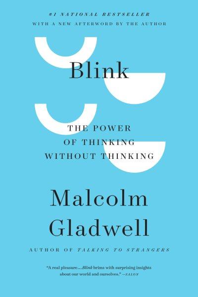 Cover: 'Blink'