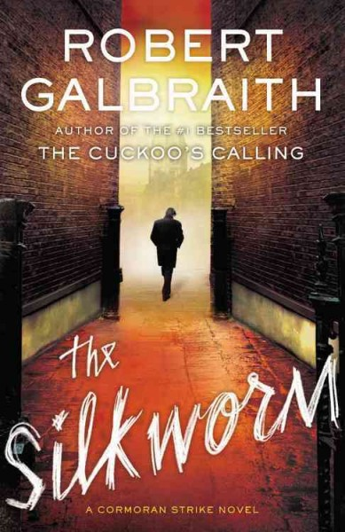 Cover: 'The Silkworm'