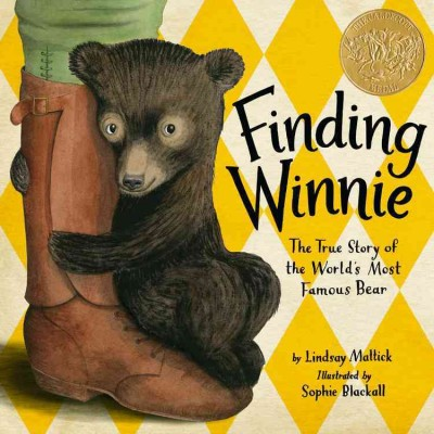 Cover: 'Finding Winnie:  The True Story of the World's Most Famous Bear'