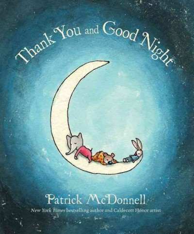 Cover: 'Thank You and Good Night'