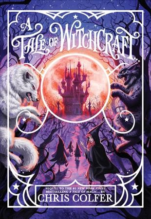 Cover: 'A Tale of Witchcraft'