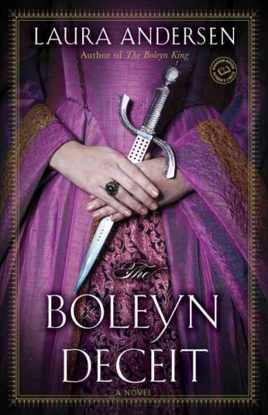Cover: 'The Boleyn Deceit'