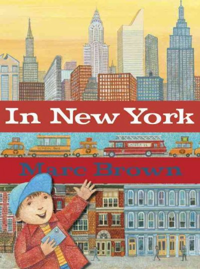 Cover: 'In New York'