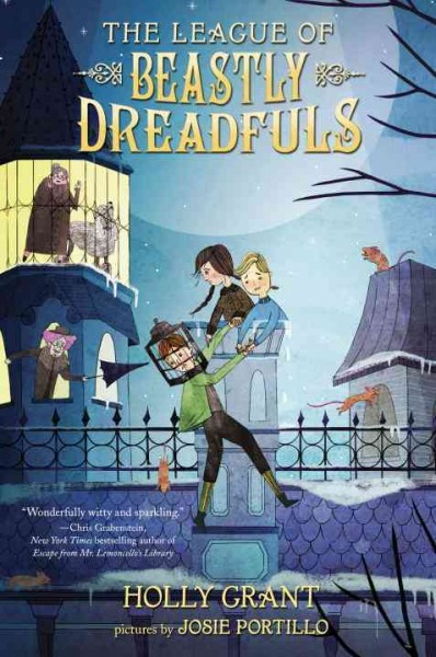 Cover: 'The League of Beastly Dreadfuls'