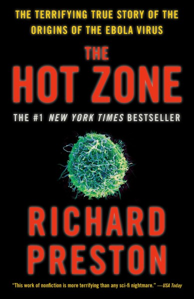 Cover: 'The Hot Zone'