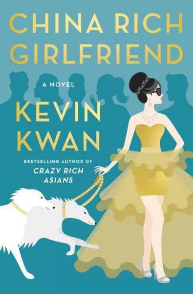 Cover: 'China Rich Girlfriend'